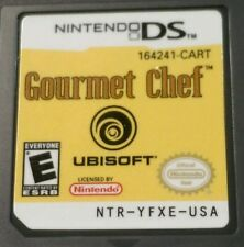 Gourmet Chef: Cook Your Way To Fame - Nintendo DS Game