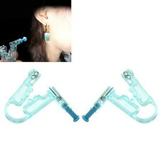 Useful Disposable Safety Body Ear Piercing Gun Tool with Stud Earring Chic