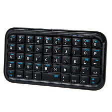Mini Bluetooth Wireless Tastatur Keyboard fuer iPhone 4,iPad,Smart Phones,PC DE
