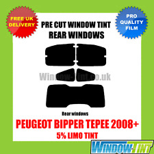 PEUGEOT BIPPER TEPEE 2008+ 5% LIMO POSTERIOR