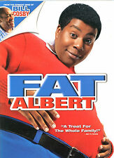 FAT ALBERT Full Screen & Wide Screen BRAND NEW & FACTORY SEALED w/ Slipcase