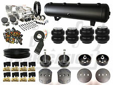 "Air Ride Suspension Kit - 1965 - 1972 Mercedes W108 3/8"" Electric Airbag System"