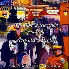 John Wilson & His Orchestra THE FILM & TV MUSIC OF ANGELA MORLEY