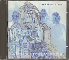 MAGIC FISH Absolutely Free CD 1993 Suzie Q   Wanted Man NEDERPOP