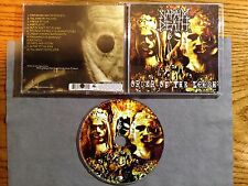 NAPALM DEATH - ORDER OF THE LEECH 2002 US 1PR NEAR MINT! CARCASS TERRORIZER