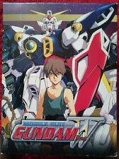 Gundam Wing Complete Operations Box Set DVD