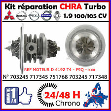 CHRA TURBO GARRETT GT1549S 703245 717348 738123 751768 pas cher reparation turbo