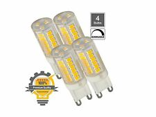 Oxford Light G9 LED Light Bulbs 4W Cool White 4000K 360 Degree Beam Angle LED...