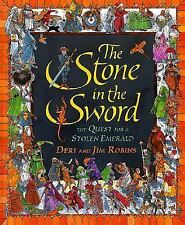 Gamebook: Stone in the Sword : The Quest for the Missing Emerald by Deri...
