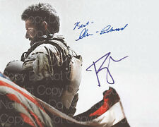 American Sniper signed Cooper Eastwood 8X10 photo picture autograph poster RP