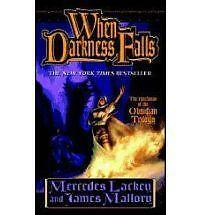Mercedes Lackey - Obsidian 03 When Darkness Fall (2007) - Used - Mass Marke