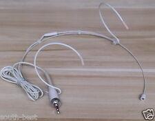 Head worn Headset for Sennheiser evolution Wireless G2 G3 Bodypack Transmitter