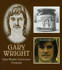 Extraction/Footprint - Gary Wright (2005, CD NEUF)