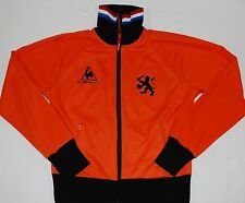 1970s HOLLAND LE COQ SPORTIF FOOTBALL JACKET (SIZE L)