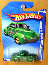 Hot Wheels '41 Willys Coupe Hot Rod [USA exclusive colour] - New Sealed/Rare