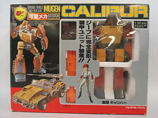 Mugen Caliber 1/55 Scale DORVACK Variable Vehicle VV-54 AR G1 Roadbuster Vintage