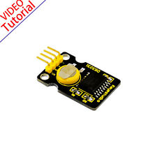 NEW! DS3231 High precision I2C Real Time Clock Module for Arduino UNO MEGA2560
