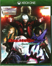 MSRNY XBOX ONE Devil May Cry 4 Special Edition Asian ver. English +Jap. sub +DLC