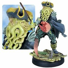 GENTLE GIANT PIRATES OF THE CARIBBEAN. ANIMATED DAVY JONES MAQUETTE