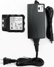 Replacement Battery & Charger Leica TPS1000 TC400 TC905 Total Stations Surveying