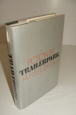 Trailerpark SIGNED by Russell Banks 1st/1st 1981 Houghton Hardcover