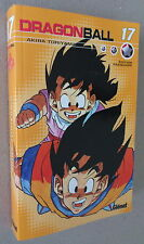 TORIYAMA   ***  DRAGON BALL DOUBLE 17  (VOLUMES 33 & 34)  ***  GLÉNAT