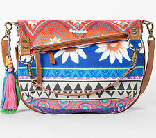 DESIGUAL Bolso Folded Happy Bazar - Bag - Sac - Tasche - New.