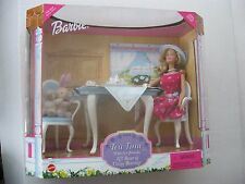 Barbie Tea Time Wal-Mart Special Edition 1999 NRFB