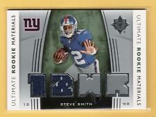 Steve Smith 2007 Upper Deck Ultimate Rookie Materials Jersey
