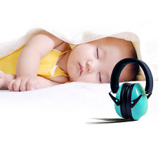 Baby Sleeping Hearing Protectors Foldable Ear Muffles Earmuffs for Kids Children