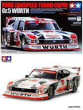 FORD ZAKSPEED TURBO CAPRI GR.5 WURTH Tamiya 24329 1/24 Model Kit Nuovo New