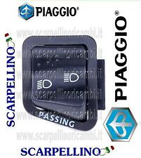 INTERRUTTORE PULSANTE LUCI GILERA RUNNER ST H2O 4T 125 cc -LIGHT SWITCH- 294341