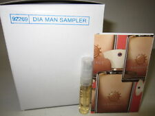 Vial New On Card Amouage Dia EDP 2ml 0.06oz Mens Cologne Lot Of 25