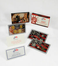 2007 United States US Mint 14 pc Silver Proof Set SKU18646