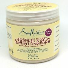 Shea Moisture Strengthen & Grow Leave In Conditioner 16 oz