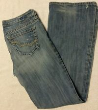 Big Star Maddie 19 Womens 28R Light Wash Jeans Pants -   (USED)