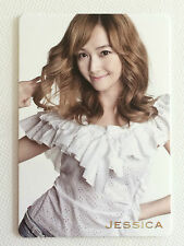 *RARE* SNSD Girls Generation GENIE OFFICIAL Photocard JESSICA [SMJT]