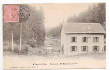 CIREY sur VEZOUZE Val et chatillon Meurthe et moselle CPA 54 Pisciculture Ketter