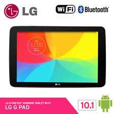 """LG G Pad V700N 16Gb WiFi 10.1"""" IPS MultiTouch Tablet QuadCore Android 4.4 Black"""