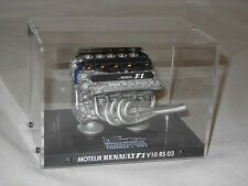 WILLIAMS RENAULT - FORMULA 1 MOTORE V 10 RS 03 1992 - METALLO - FORMULE 1 MOTEUR