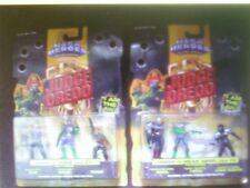 Judge Dredd Mega Heroes - 1996 Movie figures Sylvester Stallone