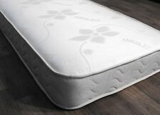 4FT6 DOUBLE MARSEILLE MEMORY FOAM SPRUNG MATTRESS - STRESS FREE QUILTED FABRIC