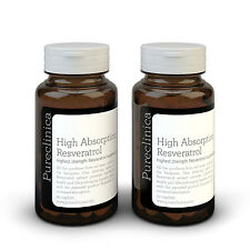 Resveratrol - Huge 1000mg - 6 months supply - Genuine & pure - High Absorption