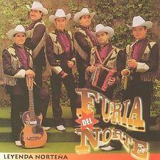 Furia Del Norte - Leyenda Nortena (2002) - Used - Compact Disc