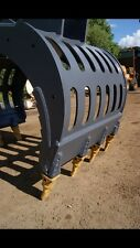 6 - 9 Ton Multi Purpose Excavator Grab Grapple For Jcb Komatsu Takeuchi Doosan