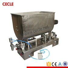 Sauce Paste Filling Machine For Chilli Sauce,Tomato Sauce,Peanut Butter 1200ml