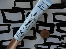 Too Faced SHADOW INSURANCE Eye Shadow Primer * NEW STOCK * Full Size * NWOB