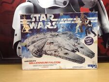 1979 Star Wars Han Solo's Millennium Falcon Mpc Model Kit