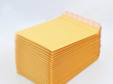 """20x 5x7"""" Kraft Bubble Envelopes Padded Mailers Shipping Self-Seal Bags 122x178mm"""