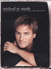 Michael W. Smith: Live in Concert - A 20 Year Celebration -- WS NEW DVD